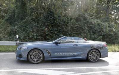 BMW 8-Series Cabriolet