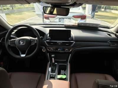 Стало известно, как новая Honda будет выглядеть изнутри