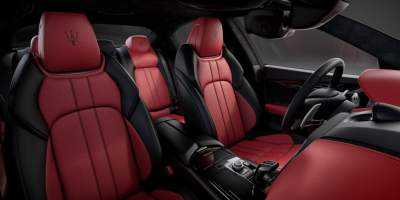 Maserati презентовала новую версию Ghibli Ribelle