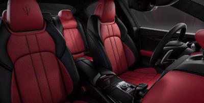 Maserati построила «бунтарский» Ghibli