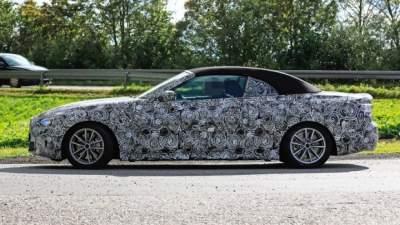 Фотошпионы показали новый кабриолет BMW