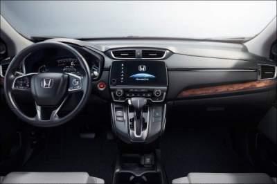 Honda презентовала обновленный кроссовер CR-V