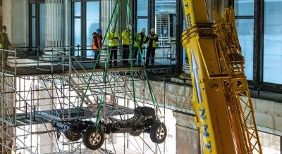 Land Rover соберет уникальный Defender