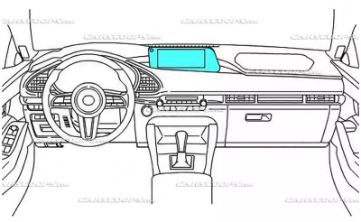 Появились первые официальные изображения новой Mazda 3