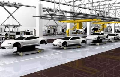 Porsche показала производство «убийцы» Tesla