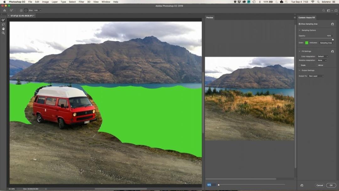 Компания Adobe показала полноценную версию Photoshop для iPad