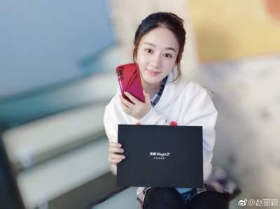 Huawei Honor Magic 2 показался на качественных фото