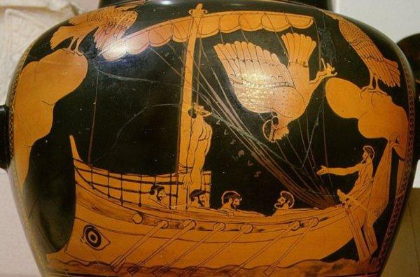 На дне Чёрного моря обнаружили древнегреческое судно, похожее на корабль Одиссея