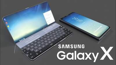 Складной смартфон от Samsung: новые подробности
