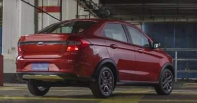 Ford показал концепт необычного формата