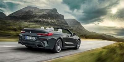 BMW презентовала новую версию спорткара 8-Series