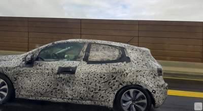 Фотошпионы показали новый Renault Clio