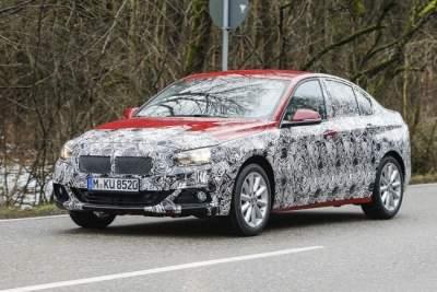 Обновленную модель BMW сфотографировали до премьеры