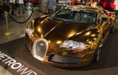 В Сети показали самые необычные авто голливудских звезд