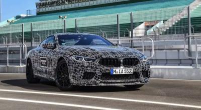 BMW раскрыла информацию о новой M8