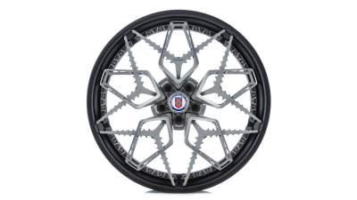 Представлены самые необычные титановые диски для колес
