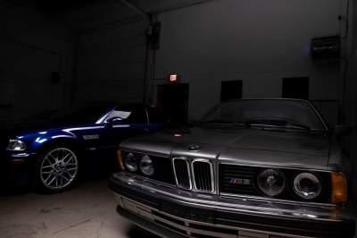 Коллекционер продает 13 новых BMW М-серии