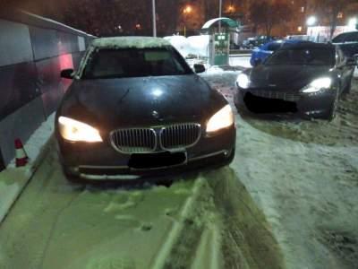 В Украине собираются провести аукцион конфискованных элитных авто