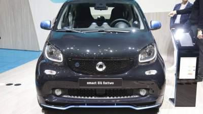 Smart прекратит европейские продажи машин на бензине
