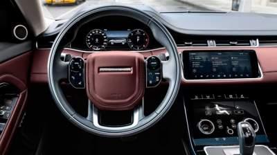 Range Rover представила новый кроссовер Evoque