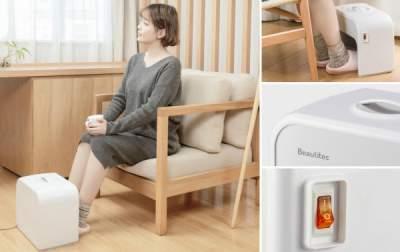 Xiaomi представила полезный гаджет для ног