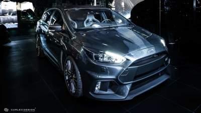 Польский тюнинг преобразил Ford Focus до неузнаваемости