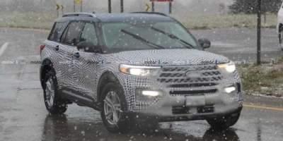 Фотошпионы показали новый Ford Focus