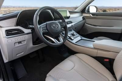 Hyundai презентовала самый большой кроссовер