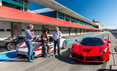 Ведущие Top Gear запустят необычный сайт