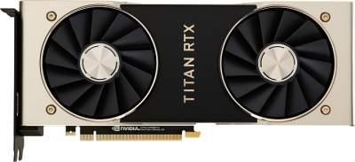 Nvidia официально представила видеокарту Titan RTX