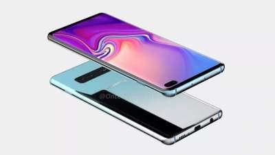 Samsung Galaxy S10 показали на фото