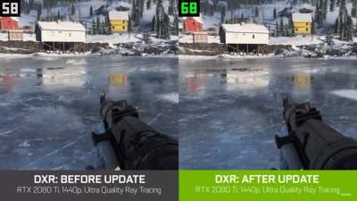 Новый патч для Battlefield V улучшает работу трассировки лучей