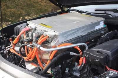 General Motors создала военный пикап, работающий на водороде