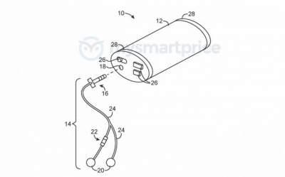 Apple запатентовала странное устройство