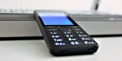 Microsoft выпустила кнопочный телефон с уникальным интерфейсом