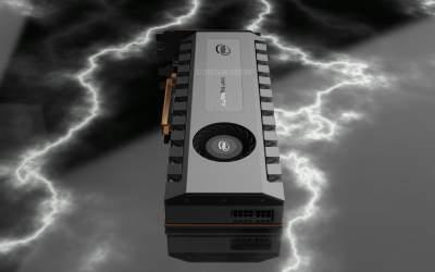 Как могла бы выглядеть дискретная видеокарта Intel