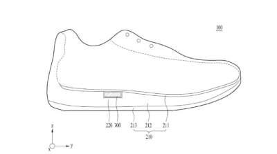 LG запатентовала технологию «умной обуви»
