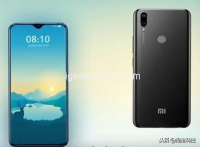 Xiaomi Redmi 7: первые изображения и характеристики