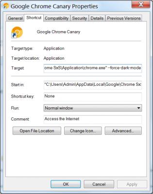 Как в Google Chromе включить темную тему