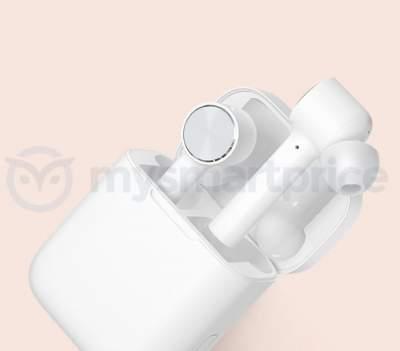 Рассекречены новые беспроводные наушники от Xiaomi