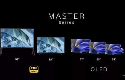 CES 2019: Sony показала огромный 8K-телевизор