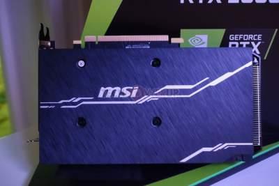 MSI представила видеокарты GeForce RTX 2060