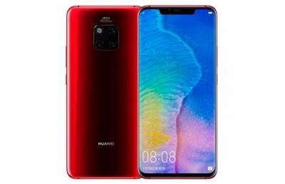 Флагманский смартфон Huawei станет доступен в новых цветах