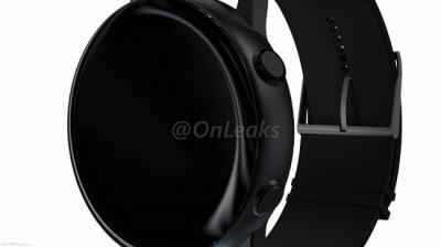 Первые концепт-арты новых умных часов Samsung