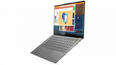 Lenovo презентовала ноутбук Yoga S940