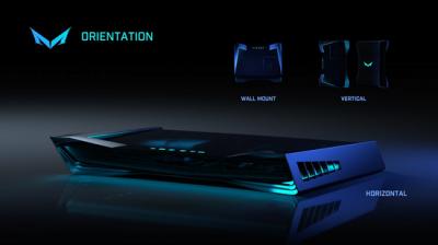 Опубликованы изображения новой игровой консоли Mad Box