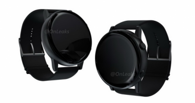 В Сети появились изображения часов Samsung Galaxy Sport