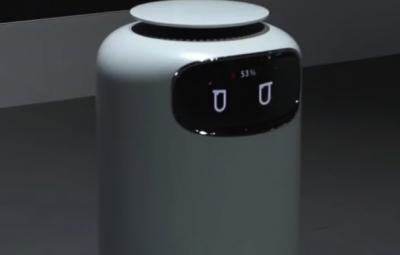 Samsung представила роботов-помощников