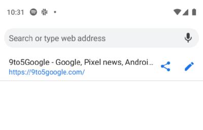 Chrome для Android обзавелся полезным нововведением