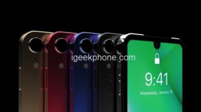 Новый iPhone получит каплю вместо